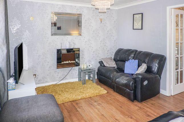 Lounge of Pasture Way, Sherburn In Elmet, Leeds LS25