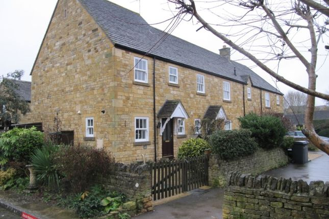 Thumbnail End terrace house for sale in Noel Court, Chipping Campden
