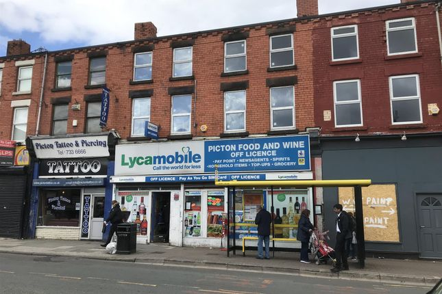 Thumbnail Retail premises for sale in Picton Road, Wavertree, Liverpool