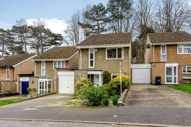 Thumbnail Detached house to rent in Sheridan Crescent, Chislehurst