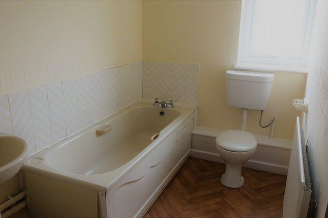 Bathroom of King Henry Court, Sunderland SR5