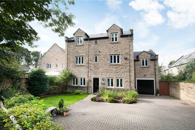 Thumbnail Detached house for sale in Clark Beck Close, Pannal, Harrogate, North Yorkshire