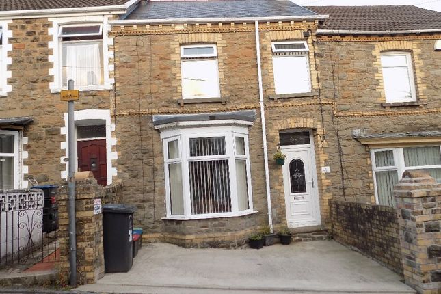 Thumbnail Terraced house for sale in Cromwell Street, Abertillery