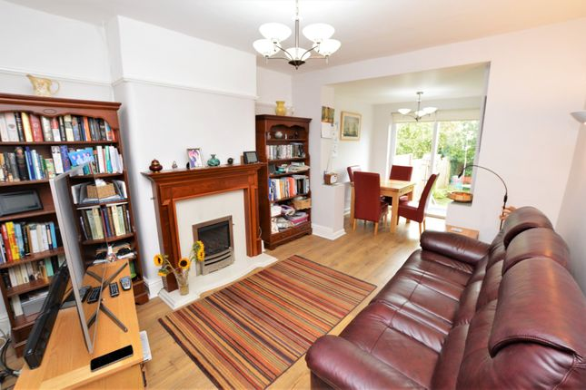 Living Room of Stocks Avenue, Boughton, Chester CH3