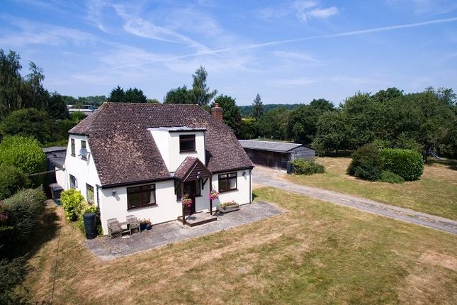 Thumbnail Detached house for sale in Hare Street, Buntingford
