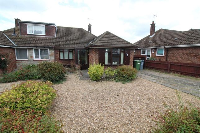 Thumbnail Bungalow for sale in Saracen Rd, Norwich, Norfolk