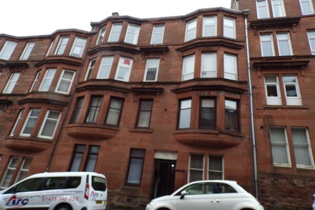 Thumbnail Flat to rent in Mearns Street, Greenock