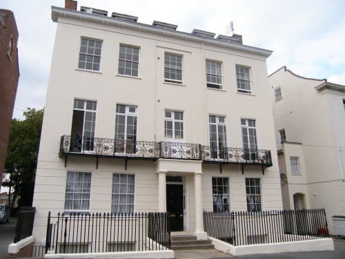 Thumbnail Flat to rent in Charlotte Street, Leamington Spa