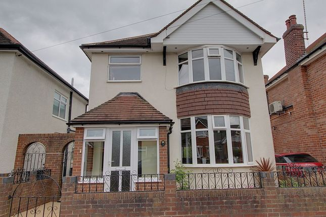 3 bed detached house for sale in Marshall Drive, Bramcote, Nottingham NG9