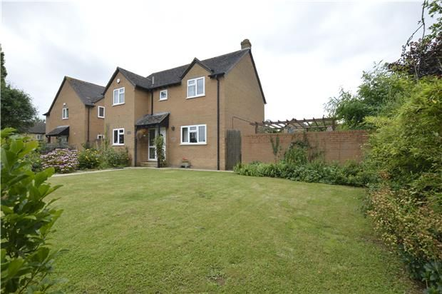 Thumbnail Detached house for sale in Stoke Road, Stoke Orchard