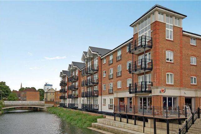 Thumbnail Flat for sale in Dorey House, Brentford Lock, Brentford