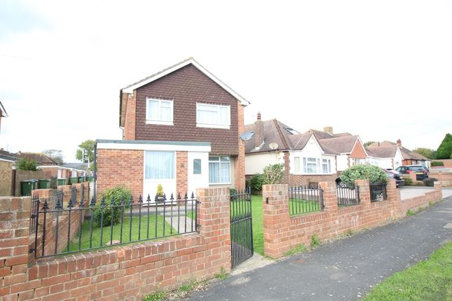Thumbnail Detached house for sale in The Queensway, Portchester, Fareham