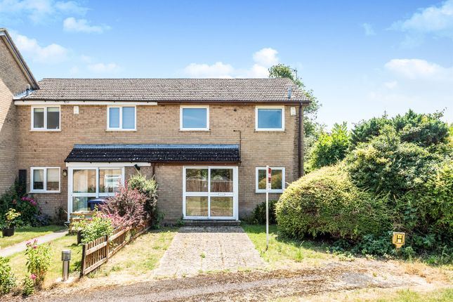 Thumbnail End terrace house for sale in Dudgeon Drive, Littlemore, Oxford