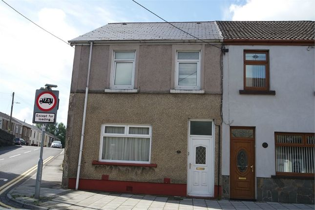 Thumbnail Flat to rent in Castle Street, Maesteg, Mid Glamorgan