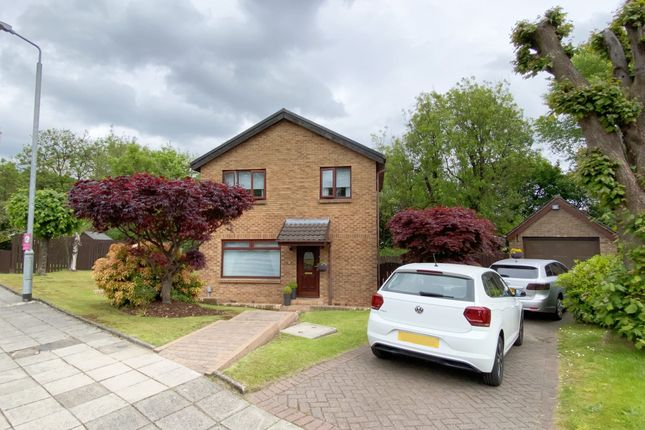Thumbnail Detached house for sale in Dunholme Park, Clydebank