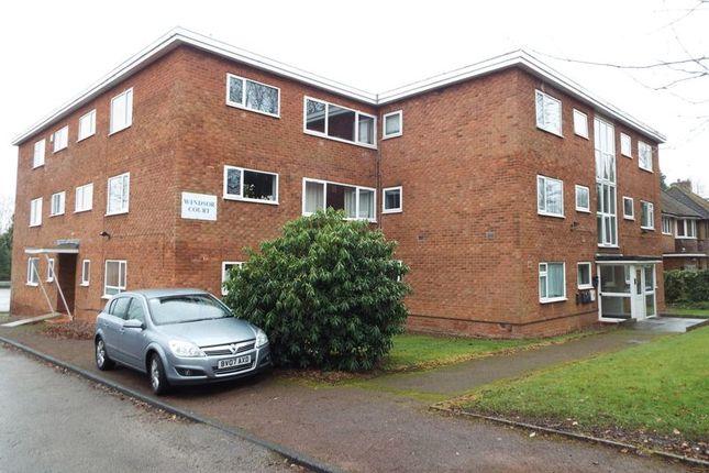 Thumbnail Flat to rent in Windsor Court, Redditch Road, Kings Norton, Birmingham