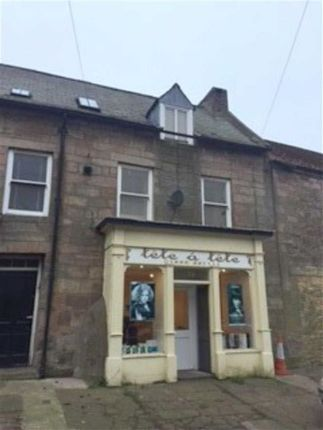 Thumbnail Flat to rent in Main Street, Tweedmouth, Berwick-Upon-Tweed