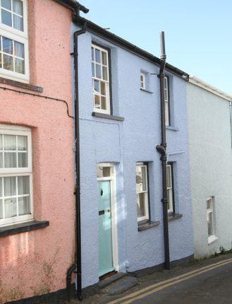 Thumbnail Cottage for sale in Church Street, Aberdovey Gwynedd