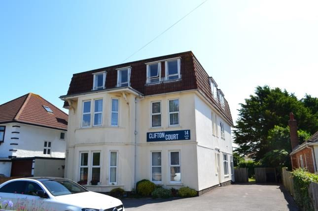 Thumbnail Flat for sale in 14 Clifton Road, Bournemouth, Dorset
