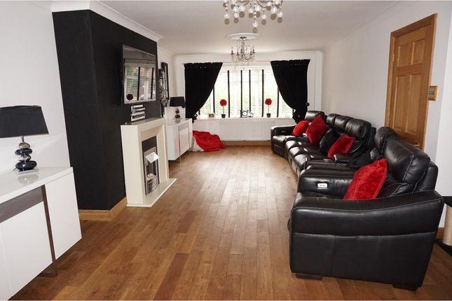 Lounge of Oldbury Close, Hopwood OL10