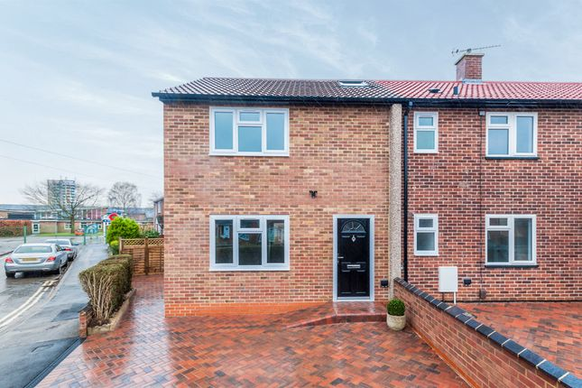 Thumbnail End terrace house for sale in Sawpit Road, Oxford