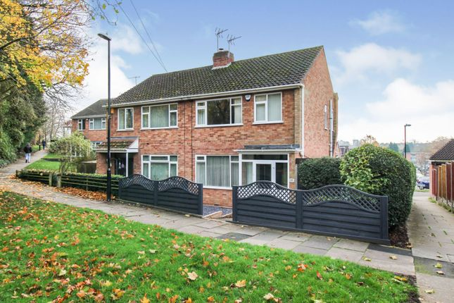 3 bed semi-detached house for sale in Sutherland Avenue, Eastern Green, Coventry CV5