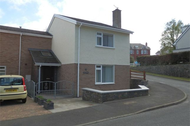Thumbnail Semi-detached house for sale in Berllan Deg, Aberaeron