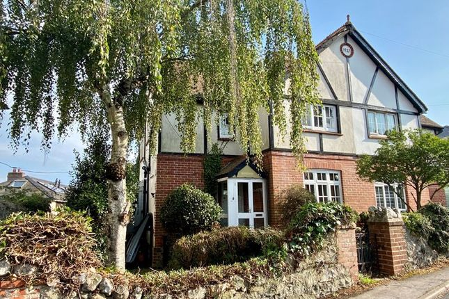 3 bed semi-detached house for sale in Pound Road, Lyme Regis DT7