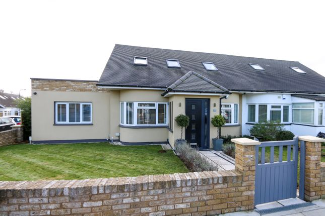 Thumbnail Semi-detached bungalow for sale in Blair Avenue, Kingsbury