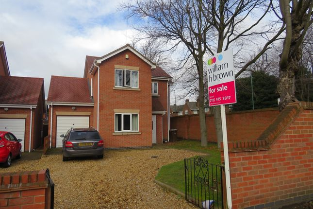 Thumbnail Detached house for sale in Bedford Grove, Bulwell, Nottingham
