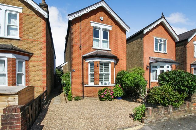 3 bed detached house for sale in Langton Road, West Molesey KT8