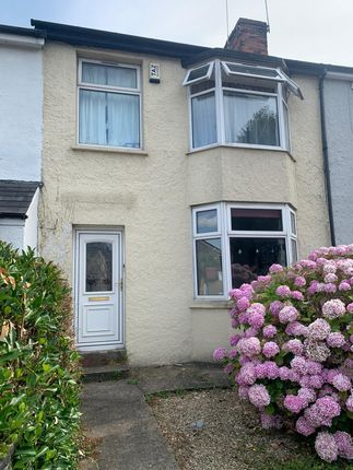 3 bed terraced house to rent in Gladstone Road, Barry CF63
