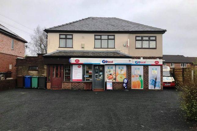 Thumbnail Retail premises for sale in Longsight Road, Ramsbottom, Bury