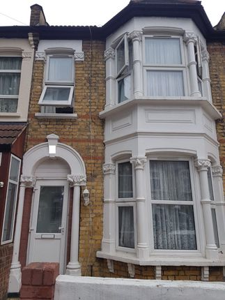 Thumbnail Terraced house to rent in Elizabeth Road, East Ham