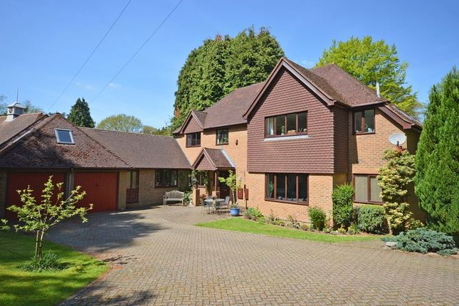 5 bed detached house for sale in Tower Close, Tower Road, Hindhead