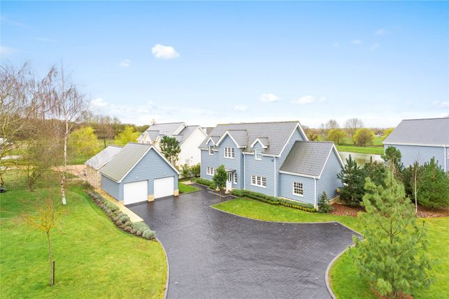 Thumbnail Detached house for sale in Waters Edge, Wansford, Peterborough