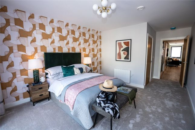 2 bed flat for sale in The Carriageworks, Stokes Croft, Bristol BS1