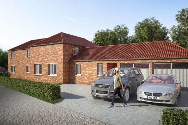 Thumbnail Detached house for sale in Plot 3, Plum Tree Rise, North Leverton, Retford