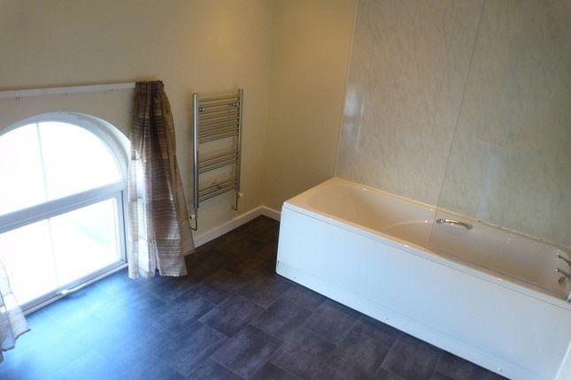 Bathroom of Elim Chapel, Ammanford, Carmarthenshire. SA18