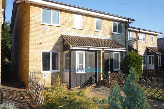 Thumbnail Semi-detached house to rent in The Hawthorns, Colnbrook, Slough