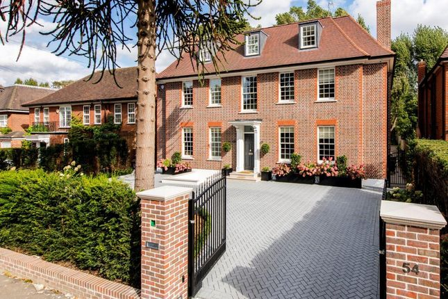 Thumbnail Detached house for sale in Sheldon Avenue, London