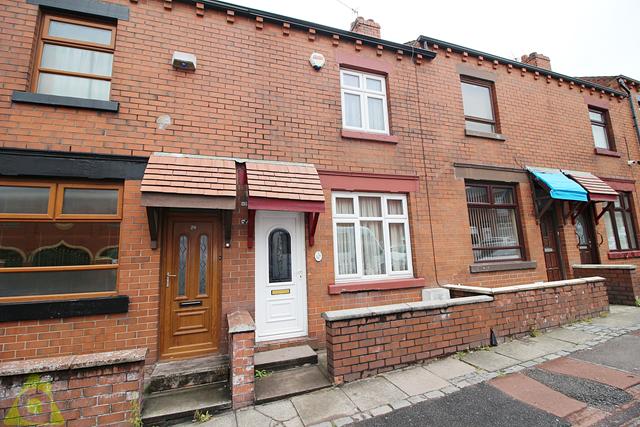 Terraced house for sale in Salisbury Street, Bolton