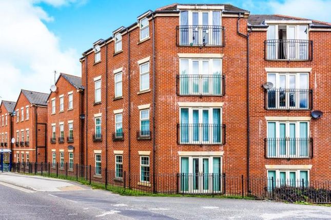Thumbnail Flat to rent in Barberry Court, Barnsley