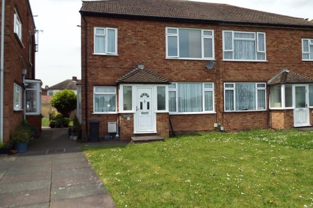 Thumbnail Maisonette for sale in Barkingside, Essex