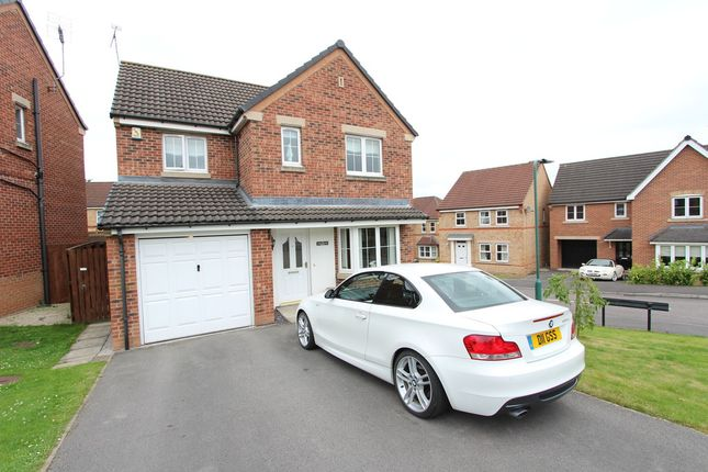 Thumbnail Detached house for sale in James Walton Drive, Halfway, Sheffield