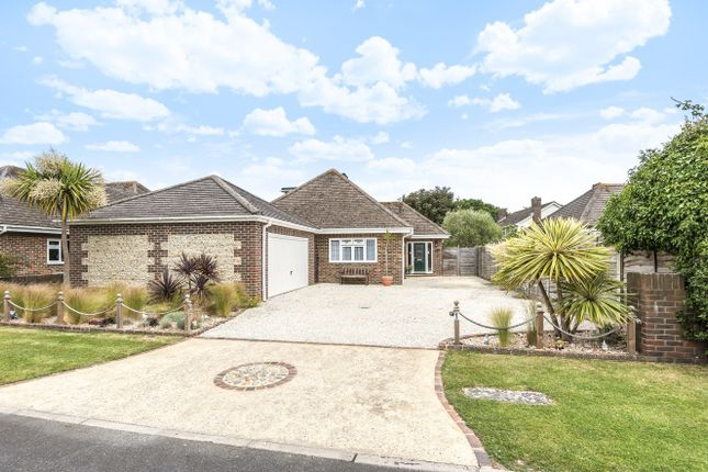 Thumbnail Detached bungalow for sale in Elms Way, West Wittering