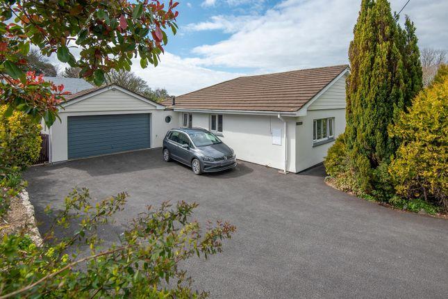 Thumbnail Detached bungalow for sale in Budock Vean Lane, Mawnan Smith, Falmouth
