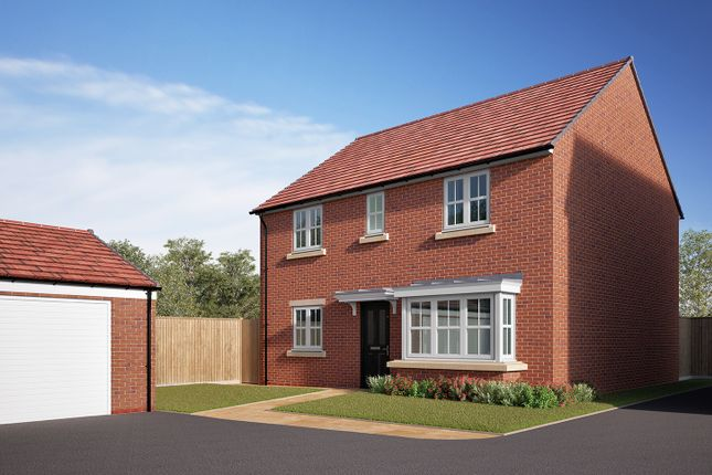 "Thumbnail Detached house for sale in ""The Pembroke"" at Southfield Lane, Tockwith, York"