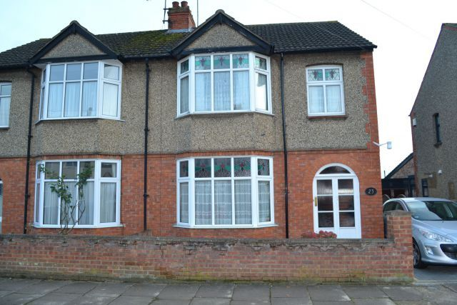 Front of Elmhurst Avenue, Spinney Hill, Northampton NN3
