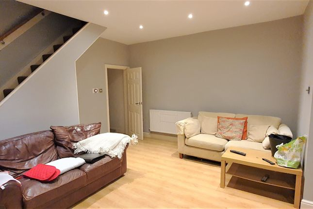 Thumbnail Terraced house to rent in St. Davids Terrace, Saltney Ferry, Chester